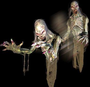 Alien Ghoul Lunger - AL1103