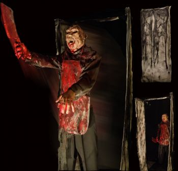 Butcher curtain lunger - BL403