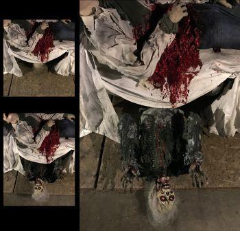 Corpse Back Slider-CBS1033