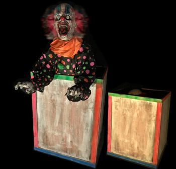 Clown Crate Pop Up - CCP1102