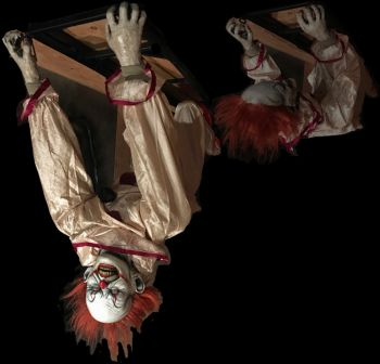 CEILING DWELLER CLOWN - CDC1215