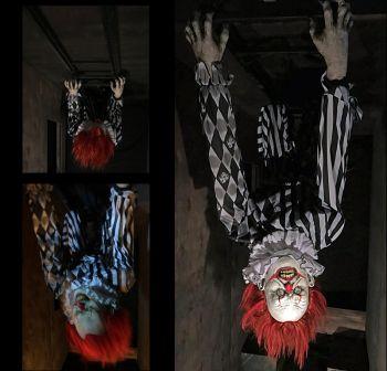 Ceiling Dweller Clown Flyer - CDCF1144