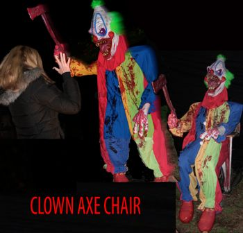 CLOWN AXE CHAIR - CLC103