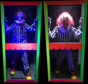 Clown Window Banger CWB1318