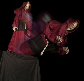 Falling Monk - FM1321
