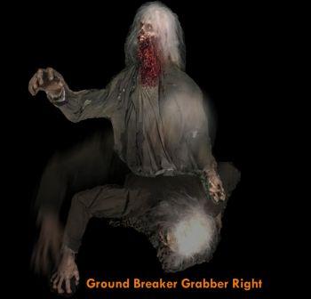 Groundbreaker Grabber Right - GBGR1302