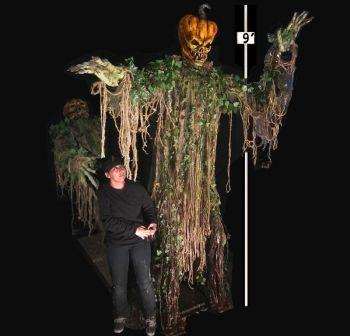 Giant Pumpkin Stand - GPS1223