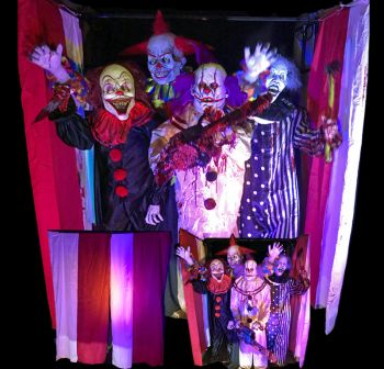 KILLER CLOWN HORDE - KCH1225