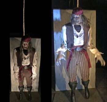 Pirate Hangman Thrasher - PHT1141