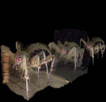 ZOMBIE SPIDER CRAWLER - SPC424