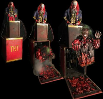 TNT CLOWN CRATE - TNT1309