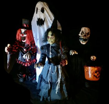 Trick or Treaters - TOT1317