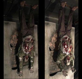 Upside down Zombie - UDZ1204