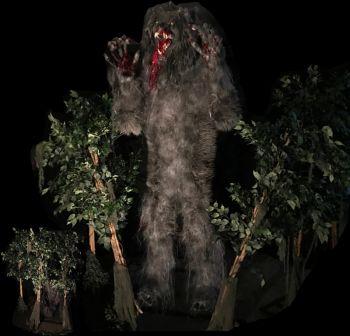 Wolf Bush Lunger-WBL1042