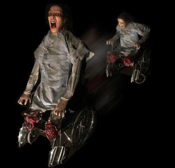 Wheelchair Lunger - WCL1207