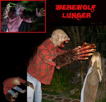 Werewolf lunger - WW101
