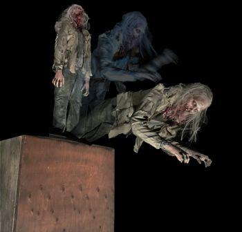 Zombie Body Drop-ZBD1023