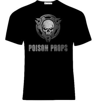 Poison Props T-Shirt