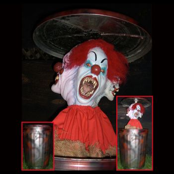 CLOWN 4 TRASH CAN - TR101